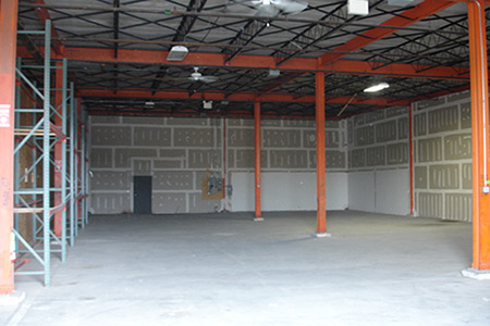Warehouse Space 1